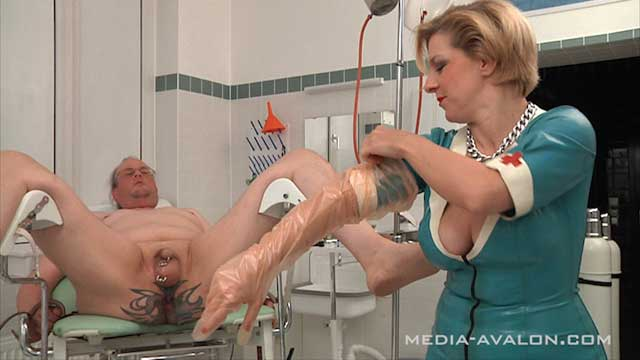 klinik sex porno lecken