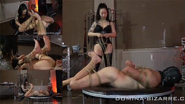 Shibari Bondage Session - Teil 2