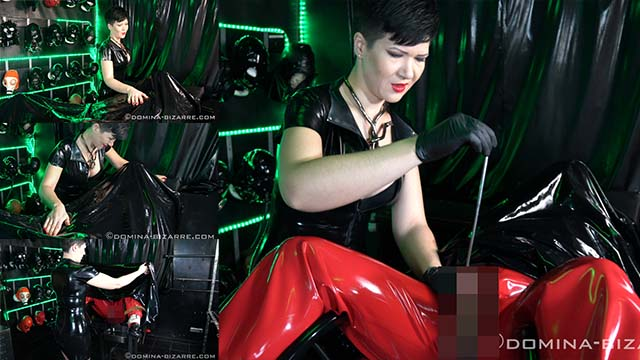Latexslave - Part 1