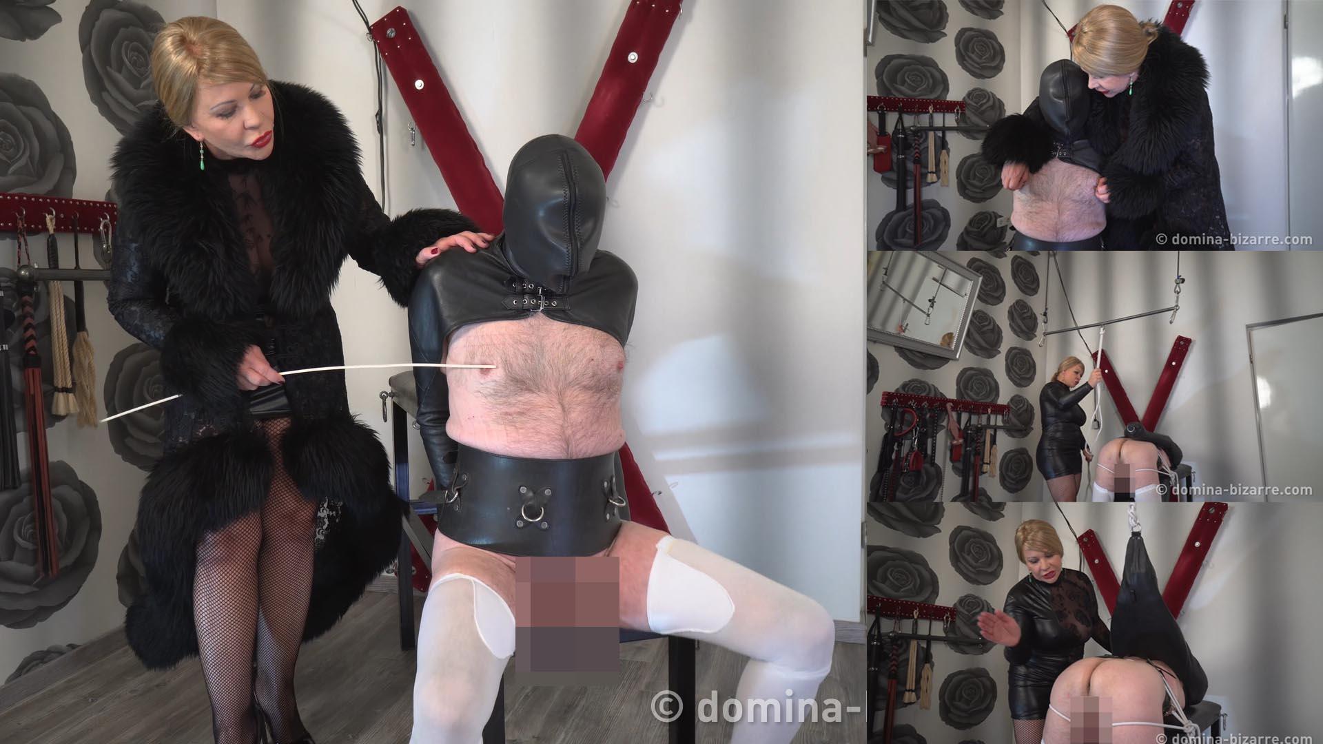 Der Sklave im Rosenzimmer - Teil 1