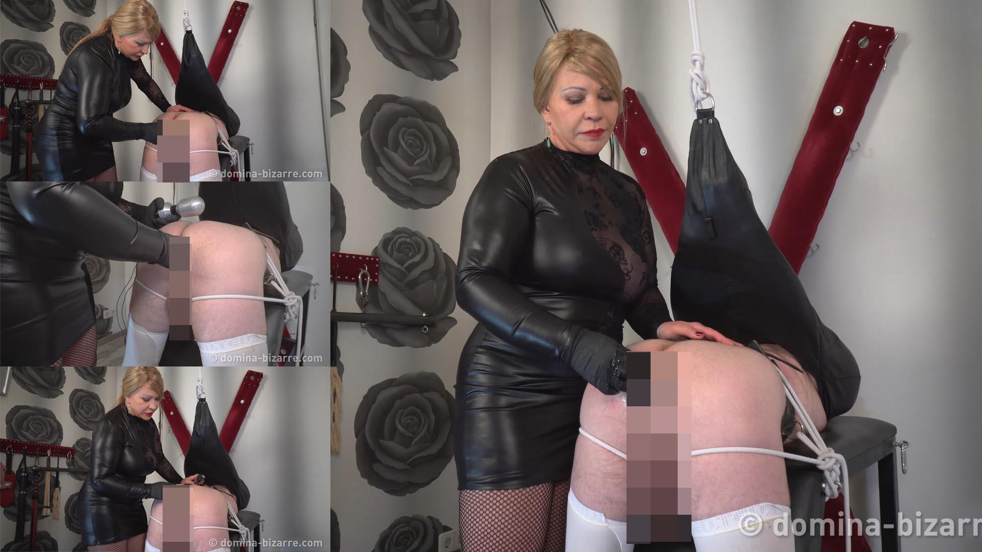 Der Sklave im Rosenzimmer - Teil 2