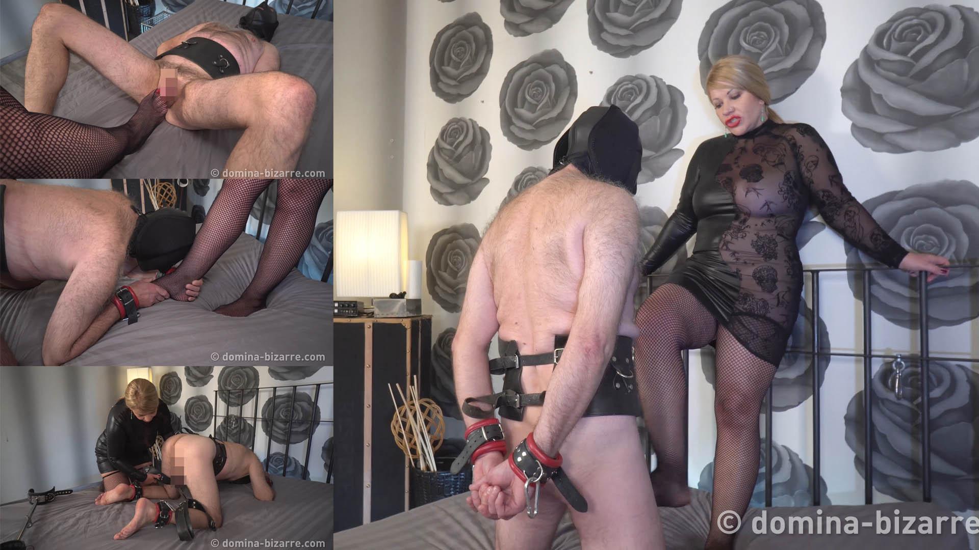 Der Sklave im Rosenzimmer - Teil 3